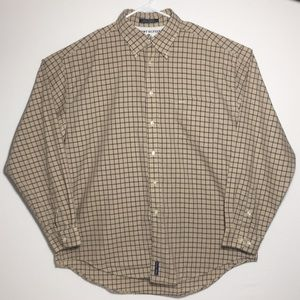 Tommy Hilfiger Long-Sleeve Button Down